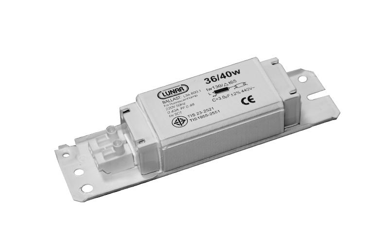 Electromagnetic ballast for fluorescent lamp   Lamp & Equipment ...